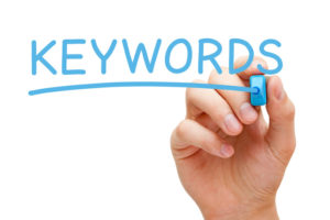 Hypnotherapy Marketing - Keywords