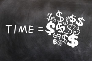 Hypnotherapy Marketing - Time is Money