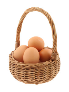 hypnotherapy marketing - don't put all your eggs in one basket